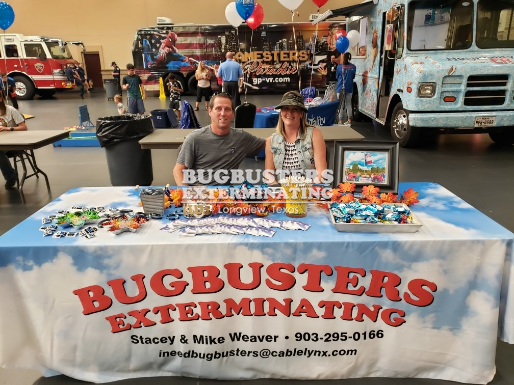 BUGBUSTERS IN ACTION